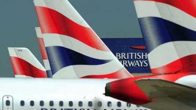 British Airways pilot, allegedly drunk, taken off plane