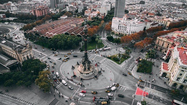 (Source: Unsplash) Barcelona, Spain