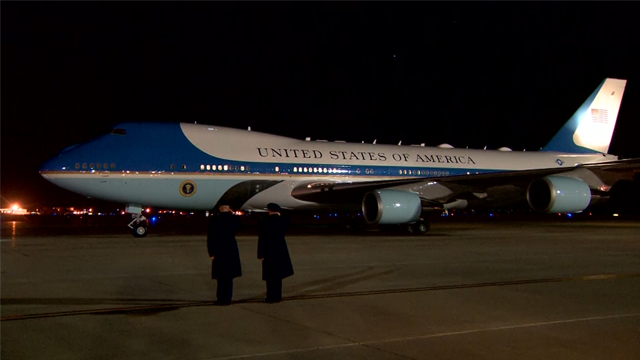 New refrigerators on Air Force One will cost taxpayers $24 million