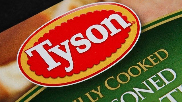 Tyson recalls 3000 pounds of chicken due to possible plastic contamination