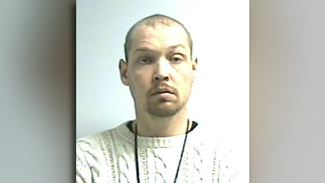 Benjamin Lawrence Petty (Source: Oklahoma Department of Corrections)
