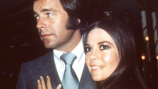 Natalie Wood and Robert Wagner. (1980)(AP Photo)