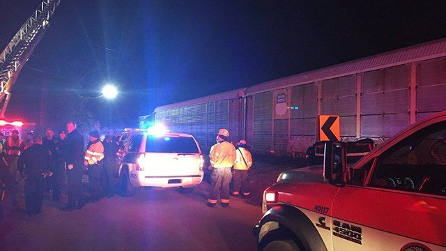 Amtrak train directed to the wrong track in deadly collision