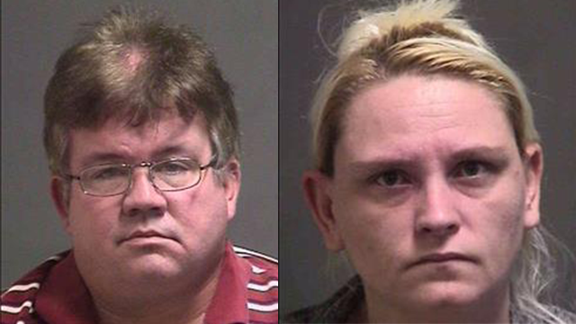 Florida couple arrested for faking their son's brain cancer
