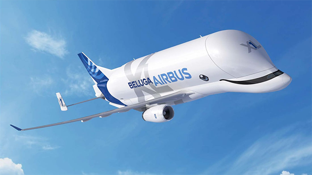 (Source: CNN) The first flight of the new, advanced Beluga XL airlifter is scheduled for 2018. Click through for more photos of today's -- and tomorrow's -- cargo planes.