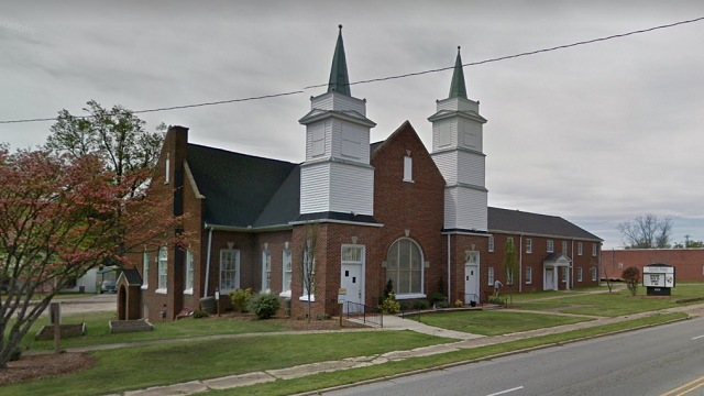 South Main Chapel and Mercy Center (Source: Google Maps)