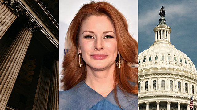 "(Source: CNN) ""Ok, so it's ON!!!"" actress Diane Neal says."