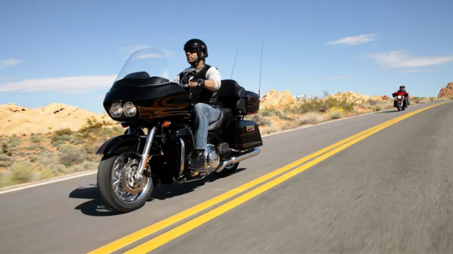 Harley-Davidson recalls 250000 motorcycles due to brake problem