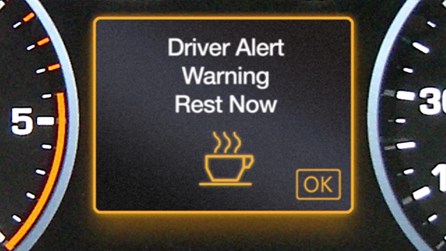 Drowsy Driving Crashes Higher Than Federal Estimates