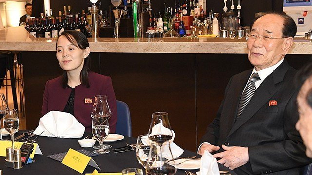 US VP skips Olympic dinner to snub North Korean officials