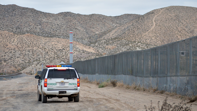 Undocumented immigrant shot, killed by border patrol officer in Texas | WSMV 4