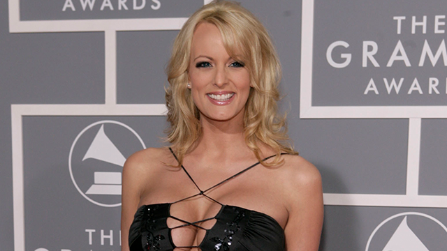 (AP Photo/Matt Sayles, File)Stormy Daniels arrives for the 49th Annual Grammy Awards. President Donald Trump's personal attorney says he paid $130,000 out of his own pocket to a porn actress who allegedly had a sexual relationship with Trump in 2006.
