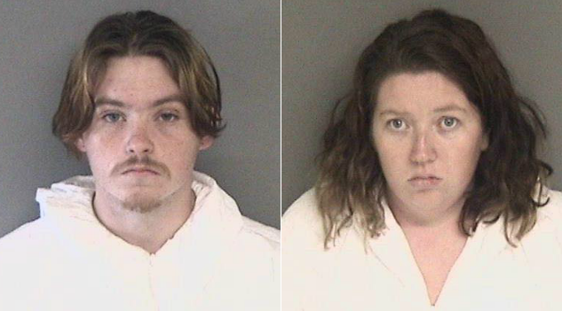 Daniel Gross, 19, and Melissa Leonardo, 25, were arrested in the fatal stabbing of 19-year-old Lizette Cuesta. (Source:  Alameda County Sheriff's Office)