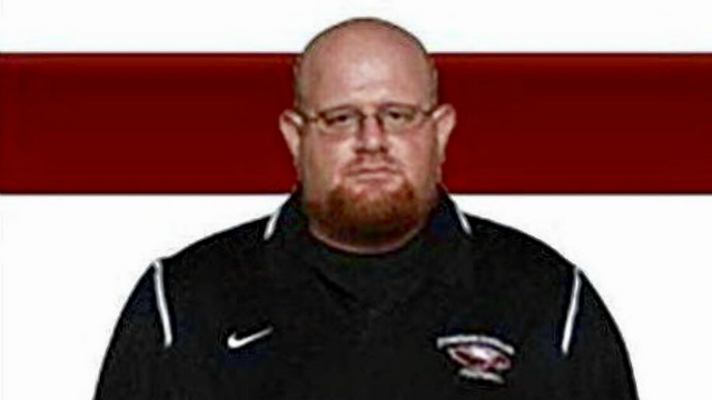 Aaron Feis (Source: Marjory Stoneman Douglas High School)