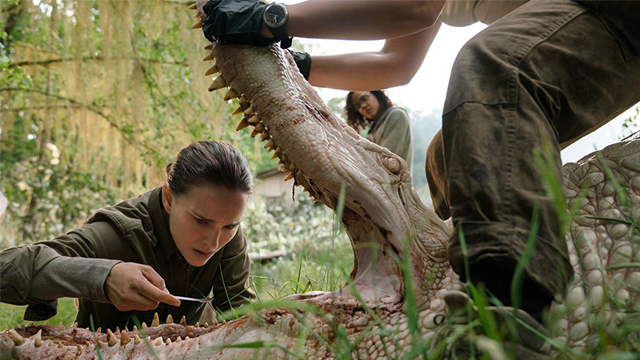 "The director of ""Annihilation"" is refuting claims his new movie ""whitewashed"" characters and said there was ""nothing cynical and conspiratorial"" in the casting of the sci-fi drama. (Photo: Paramount Pictures via CNN Wire)"