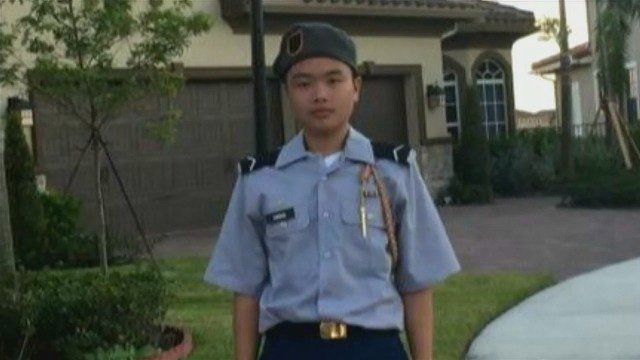 Petition seeks military funeral for Florida shooting 'hero'