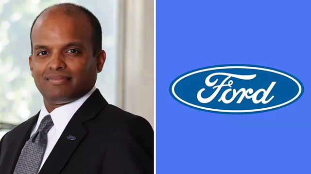 "(CNN) Raj Nair, Ford's president of North America is out after an internal investigation into reports of ""inappropriate behavior."""