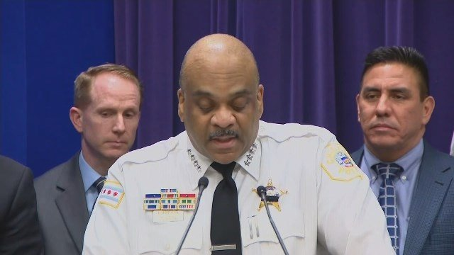 Chicago Police Supt. speaks on 2-year-old's stabbing death