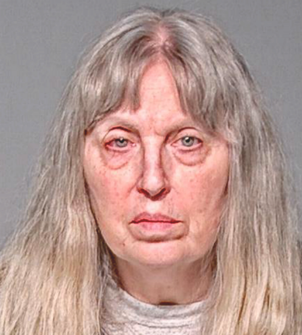 This undated photo provided by The Milwaukee County Sheriff's Office shows Nancy Moronez.