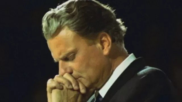 The Rev. Billy Graham was America's pastor. For millions, he was God's quarterback, sharing the word, and with his Bible as his playbook, showing the way. (WSMV)