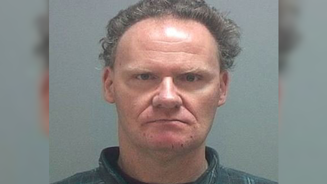 James Gerald Crawford. (Salt Lake County Jail via CNN)