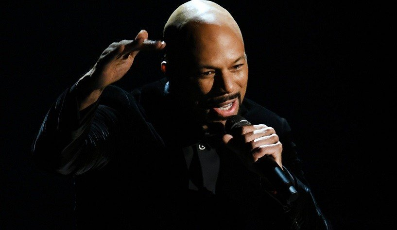 Common performs onstage during the 90th Annual Academy Awards. (Kevin Winter/Getty Images)