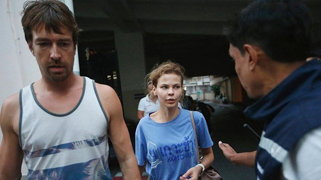 Escort arrested over 'advanced bonking lessons' in Thailand