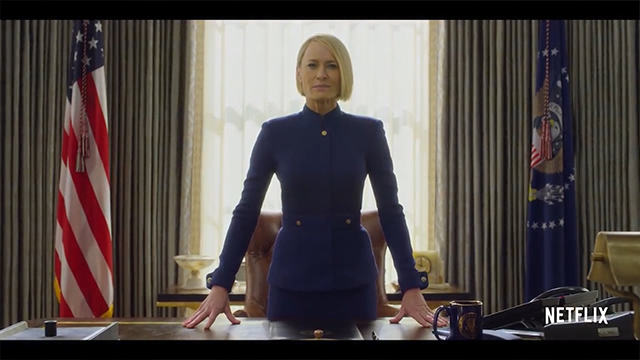 House of Cards Season 6 teaser: Robin Wright's Claire takes charge