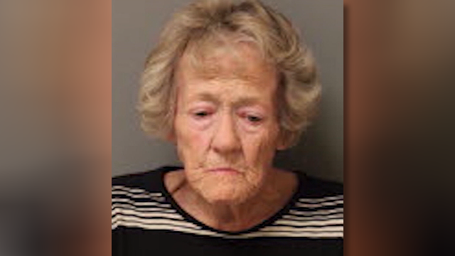 Grandmother arrested for bringing Doritos bag full of drugs into jail