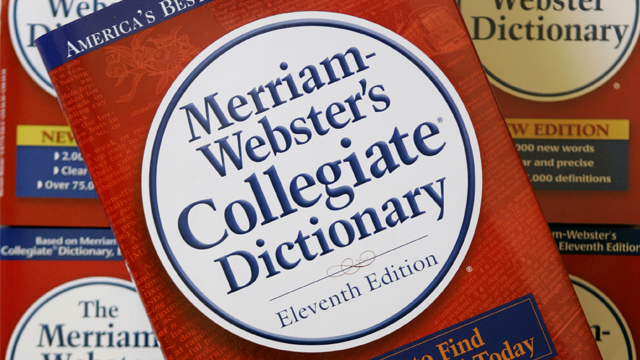 Merriam-Webster adds