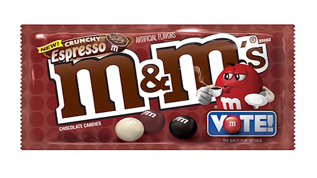(M&M'S via CNN)
