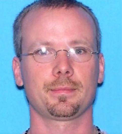 Despite vanishing three years ago, Michael Shaver, 36, wasn't reported missing until last month. (Lake County Sheriff's Department)
