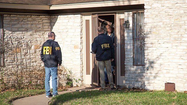 The pair of explosions that left two people dead in Austin, Texas, over the last 10 days share similarities and authorities suspect they are connected, police said. (AP)