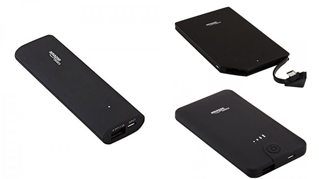 AmazonBasics power banks recalled over chemical burn and fire risk