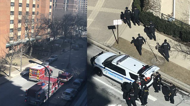 Person with gun reported on Northwestern campus in Evanston