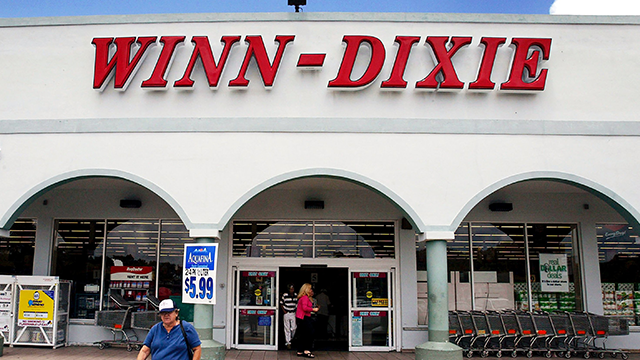 Winn Dixie store closing in Columbus