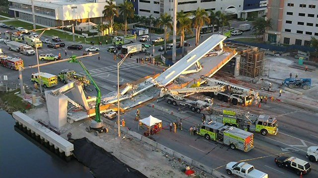 Lawsuit being filed in FIU pedestrian bridge collapse