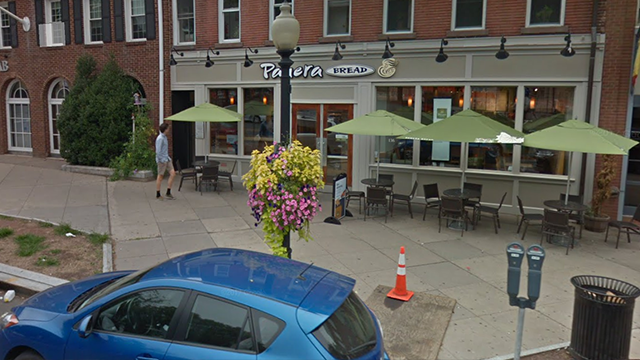 Princeton police surround armed man at Nassau Street restaurant