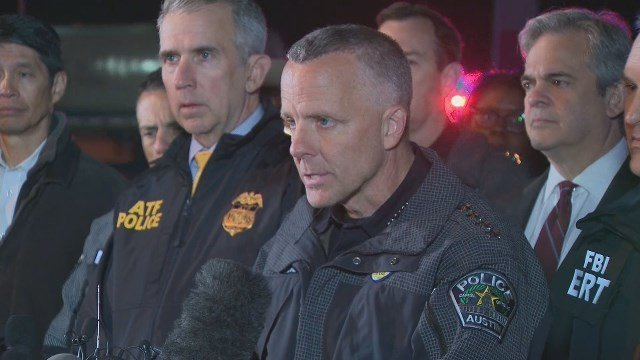 VIDEO: How police located the Austin bombing suspect