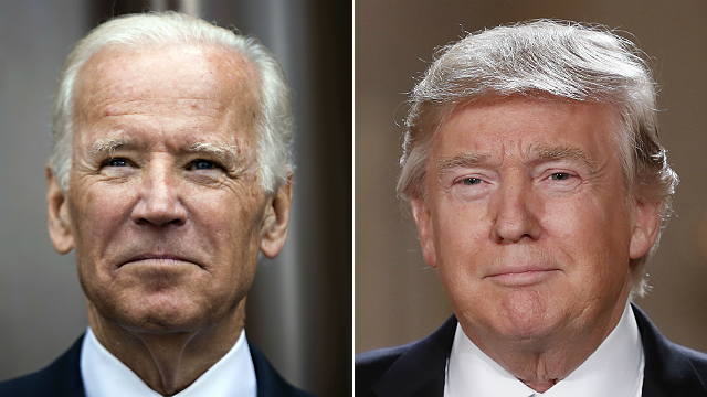 Trump Tells 'Crazy Joe' He Would Win a School Fight