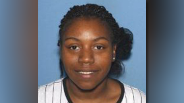 Keysheonna Reed (Cross County Sheriff's Office)