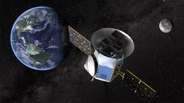 TESS the planet hunter is getting ready to launch next month. The Transiting Exoplanet Survey Satellite is NASA's next mission in the search for exoplanets, or planets that are outside our solar system. (CNN)