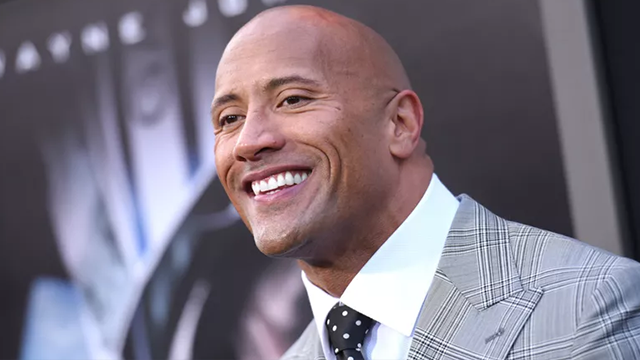 "Dwayne ""The Rock"" Johnson said he went through a dark period years ago when injuries ended his dreams of playing professional football. (Richard Shotwell/Invision/Getty Images)"