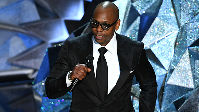 Man who threw banana peel at Dave Chappelle sues comedian