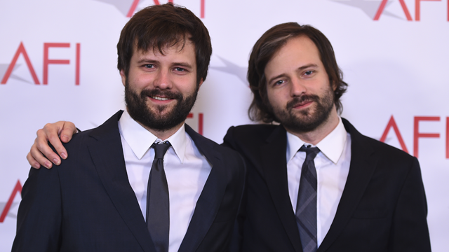 Ross Duffer and Matt Duffer arrive at the 2018 AFI Awards at the Four Seasons on Friday, Jan. 5, 2018 in Los Angeles. (Photo by Jordan Strauss/Invision/AP)