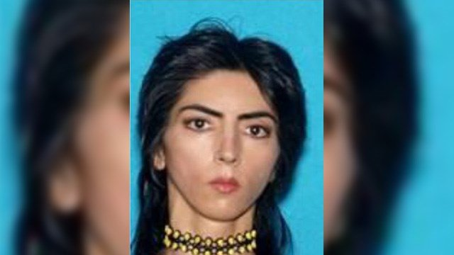 The woman who shot three people at YouTube headquarters in Northern California has been identified as Nasim Aghdam, two law enforcement sources told CNN. (Twitter/San Bruno Police Dept.)