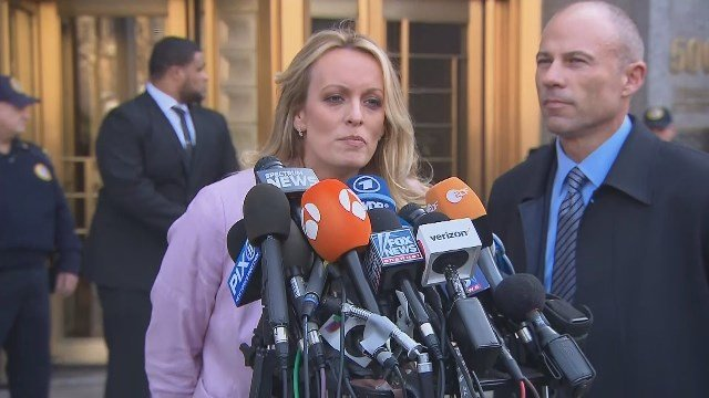 Stormy Daniels to attend Trump lawyer Michael Cohen's court appearance
