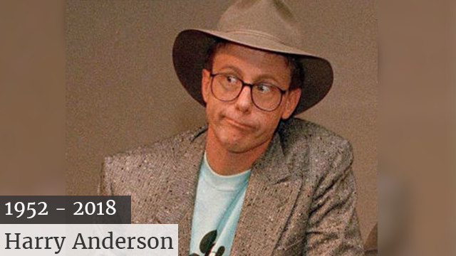 Harry Anderson of 'Night Court' fame dies at 65