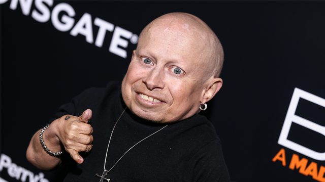 "Verne Troyer attends the world premiere of ""BOO! A Madea Halloween"" held at ArcLight Cinerama Dome on Monday, Oct. 17, 2016, in Los Angeles. (Photo by John Salangsang/Invision/AP)"