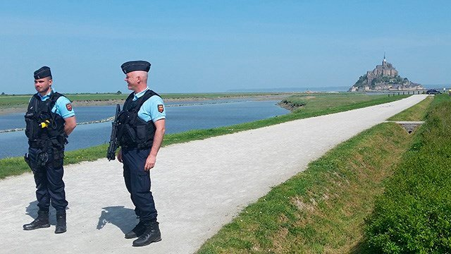 France's Mont Saint-Michel to reopen after security threat